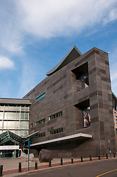 New Zealand, North Island, Wellington, The Museum of New Zealand Te Papa Tongarewa is the national museum and art gallery of New Zealand. Photo copyright Lee Foster. Photo #125970