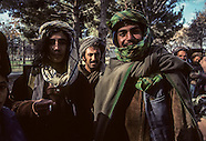 1998 Afghanistan. Government Army in Salang AFG485