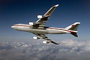 Boeing 747-400, Japan Govt.