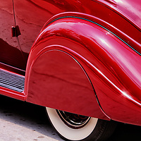 """Ruby Red Terraplane""<br />