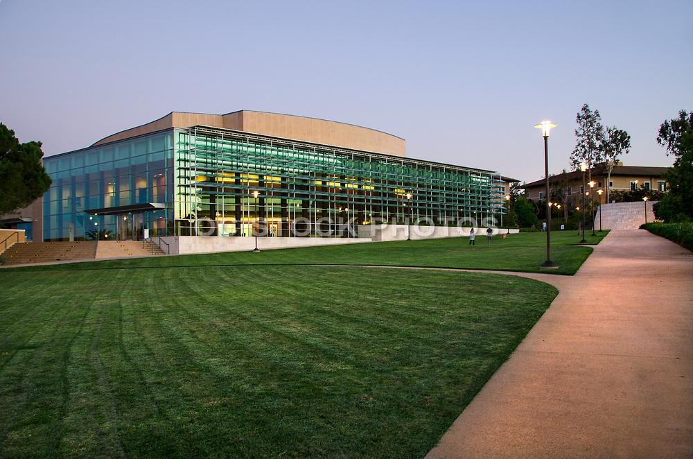 The Soka Performing Arts Center