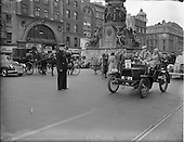 1952 Leinster Veteran Car Run, Dublin to Naas