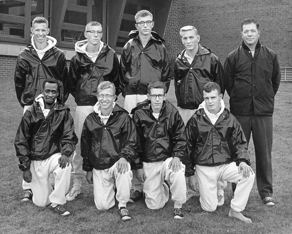 1963 Men's Cross Country<br /> Indiana Collegiate Conference<br /> Regular Season Champion
