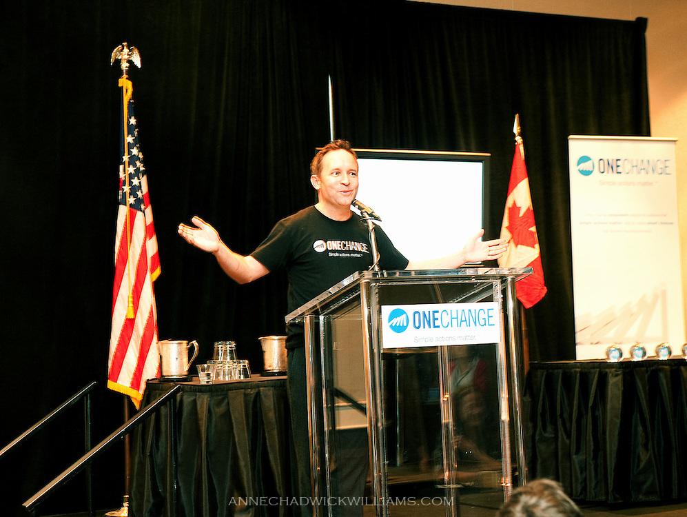 One Change Event in Sacramento, CA.