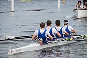 Henley Royal Regatta, Henley on Thames, Oxfordshire, 3-7 July 2013.  Wednesday  12:23:46   03/07/2013  [Mandatory Credit/Intersport Images]<br /> <br /> Rowing, Henley Reach, Henley Royal Regatta.<br /> <br /> The Prince Albert Challenge Cup<br /> Newcastle University