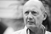 November 2, 2014: United States Grand Prix. Ron Dennis, executive chairman of Mclaren Mercedes f114 team