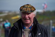 Alan Penny, FIM Environmental Steward, and owner of a great hat which he got at the Scottish Six Days Trial. What is the Scottish Six Days Trial? Only one of the oldest off road motorcycle competitions in existence. Check it out for yourself: ssdt.org