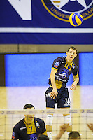 Dimitri Bahov - 20.12.2014 - Paris Volley / Sete - 12eme journee de Ligue A<br /> Photo : Andre Ferreira / Icon Sport