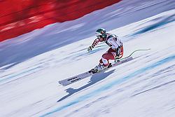 15.02.2021, Cortina, ITA, FIS Weltmeisterschaften Ski Alpin, Alpine Kombination, Herren, Super G, im Bild Vincent Kriechmayr (AUT) // Vincent Kriechmayr of Austria in action during the Super G competition for the men's alpine combined of FIS Alpine Ski World Championships 2021 in Cortina, Italy on 2021/02/15. EXPA Pictures © 2021, PhotoCredit: EXPA/ Johann Groder