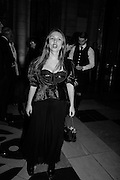 JOSEPHINE DE LA BAUME, Alexander McQueen: Savage Beauty Gala, Victoria and Albert Museum, and A. 12th March 2015