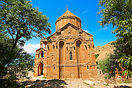 10th century Armenian Orthodox Cathedral of the Holy Cross on Akdamar Island, Lake Van Turkey 55 .<br /> <br /> If you prefer to buy from our ALAMY PHOTO LIBRARY  Collection visit : https://www.alamy.com/portfolio/paul-williams-funkystock/lakevanturkey.html<br /> <br /> Visit our TURKEY PHOTO COLLECTIONS for more photos to download or buy as wall art prints https://funkystock.photoshelter.com/gallery-collection/3f-Pictures-of-Turkey-Turkey-Photos-Images-Fotos/C0000U.hJWkZxAbg