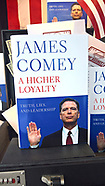 James Comey - A Higher Loyalty: Truth, Lies, and Leadership