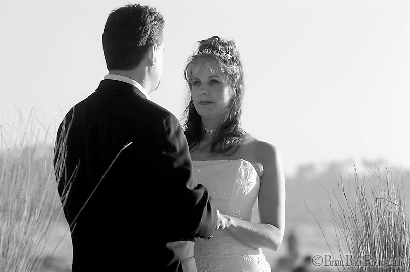 Molly and Duffy wedding day.Sacramento Bee/ Brian Baer