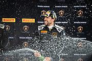 June 6, 2021. Lamborghini Super Trofeo, VIR: 46 Brandon Gdovic, Bryan Ortiz, PPM Precision Performance Motorsports, Lamborghini Palm Beach, Lamborghini Huracan Super Trofeo EVO