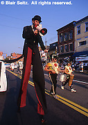 Pittsburgh PA Southside Summer Parade and Festival, Stilts