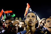 Sco0033837 .  Daily Telegraph..Libyans celebrate in Tripoli's Green Square the end of Ramadam, the beginning of Eid and and end to nearly 42 years of Col Muammar Gadaffi's rule..Life returning to normality on the streets of Tripoli...Tripoli 30 August 2011. ............Not Getty.Not Reuters.Not AP.Not Reuters.Not PA....
