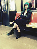 NYC Subway Portraits