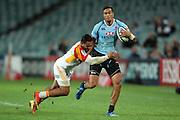 Peter Betham. Waratahs v Chiefs. 2013 Investec Super Rugby Season. Allianz Stadium, Sydney. Friday 19 April 2013. Photo: Clay Cross / photosport.co.nz
