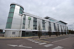 The Holiday Inn at Southend airport in Essex.