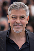 GEORGE CLOONEY after the money monster movie photocall during the sixty ninth cannes film festival Thursday, May 12, 2016<br /> ©Exclusivepix Media