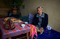 Ouzbekistan, village de Karchi // Uzbekistan, village of Karchi