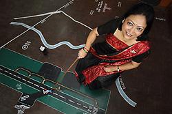 Mery Patrabansh, Director – Training, Nepal Civil Aviation Academy, Singamangal, Kathmandu, Nepal
