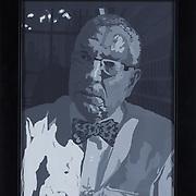 "Title: Joel<br /> Artist: Solomon Barna<br /> Date: 2014<br /> Medium: Digital print<br /> Dimensions: 16 x 22""<br /> Instructor: Brent Baggett<br /> Status: Available<br /> Location: HLC4000 Storage"