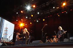 August 21, 2017 - Rejmyre, Sweden - Patti Smith, Gröna Lund, Stockholm, Sweden, 2017-08-21 ..(c) Helena Larsson / IBL..XPBE (Credit Image: © Helena Larsson/IBL via ZUMA Press)