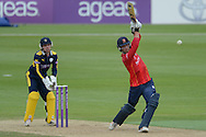 Essex all-rounder Tom Westley batting during the Royal London One Day Cup match between Hampshire County Cricket Club and Essex County Cricket Club at the Ageas Bowl, Southampton, United Kingdom on 5 June 2016. Photo by David Vokes.
