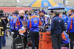 May 19, 2019 - Le Mans, Sarthe, FRANCE - 88 MIGUEL OLIVEIRA (PRT) RED BULL KTM TECH 3 (FRA) KTM RC16 (Credit Image: © Panoramic via ZUMA Press)