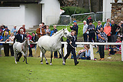 Ciaran And Patrick Curran from Moycullen  at the 93rd annual Connemara Pony show in Clifden Co. Galway  Photo:Andrew Downes, XPOSURE