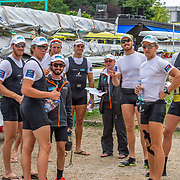 NZ M8+ @ World Champs 2015