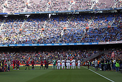 May 12, 2019 - Barcelona, Spain - match between FC Barcelona angd Getafe, corresponding to the round 37 of the Liga Santander, played at the Camp Nou Stadium, on 12th May 2019, in Barcelona, Spain. (Credit Image: © Joan Valls/NurPhoto via ZUMA Press)