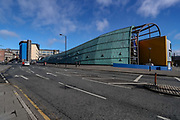 A general overview of Life Science laboratory in Newcastle on Tuesday, March 16, 2021. With its twin city, Gateshead, Newcastle is known to be a university city on the River Tyne in northwest England. (Photo/ Vudi Xhymshiti)