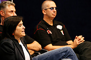 Maria Raffaella Caprioglio Presidente Umana<br /> Reyer Venezia Presentazione Maglie stagione 2017/2018<br /> Venezia, 21/09/2017<br /> Foto Ciamillo - Castoria/A.Gilardi