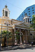 Church of the Augustines/Iglesias de las Augustinas, Santiago, Chile