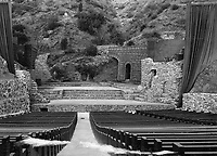 1932 Pilgrimage Play Theater on the east side of the Cahuenga Pass.