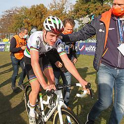 07-11-2020: Wielrennen: EK Veldrijden: Rosmalen<br />Ryan Kamp pakt de Europese titel