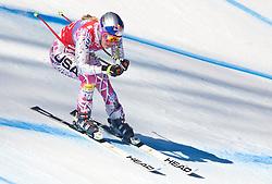 22.01.2011, Tofana, Cortina d Ampezzo, ITA, FIS World Cup Ski Alpin, Lady, Cortina, Abfahrt, im Bild Lindsey Vonn (USA, #22, Platz 3) // Lindsey Vonn (USA, place 3) during FIS Ski Worldcup ladies Downhill at pista Tofana in Cortina d Ampezzo, Italy on 22/1/2011. EXPA Pictures © 2011, PhotoCredit: EXPA/ J. Groder
