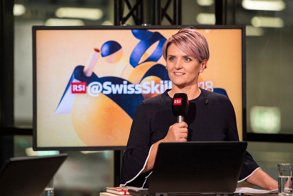 12. September 2018; Bern; SwissSkills 2018  - 4. Tag -  (Michael Zanghellini)
