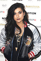 Parisa Tarjomani, Notion Magazine x Swatch Issue 72 Launch Party, Tape London, London UK, 24 March 2016, Photo by Brett D. Cove