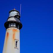 Pigeon Point Lighthouse Close View - North Santa Cruz County, CA