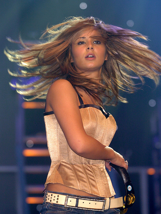 The Guides Big Gig at the MEN Arena <br />Girls Aloud <br />Pix By Dave Nelson  07973 697602