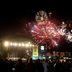T in the Park 2008