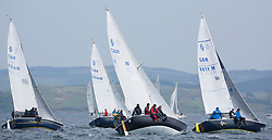 Sailing - SCOTLAND  - 27th May 2018<br /> <br /> 3rd days racing the Scottish Series 2018, organised by the  Clyde Cruising Club, with racing on Loch Fyne from 25th-28th May 2018<br /> <br /> National Sonata Fleet, `GBR8175N, Prodigy, Glen Fullarton, Cardwell Bay SC, Hunter Sonata OD<br /> <br /> Credit : Marc Turner<br /> <br /> Event is supported by Helly Hansen, Luddon, Silvers Marine, Tunnocks, Hempel and Argyll & Bute Council along with Bowmore, The Botanist and The Botanist