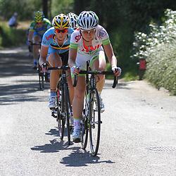 Brainwash Ladiestour Bunde-Berg en Terblijt beklimming Kruishoeveweg Amy Pieters