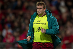 December 30, 2018 - Limerick, Ireland - Stephen Archer of Munster during the Guinness PRO14 match between Munster Rugby and Leinster Rugby at Thomond Park in Limerick, Ireland on December 29, 2018  (Credit Image: © Andrew Surma/NurPhoto via ZUMA Press)