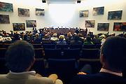 Nederland, Nijmegen, 28-8-2007..Een promotie in de aula van de Radboud Universiteit...Foto: Flip Franssen/Hollandse Hoogte