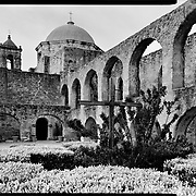 Mission San Jose in San Antonio.<br /> Photo by Nathan Lambrecht