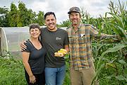Jay Bost, Lane Selman and Ray German